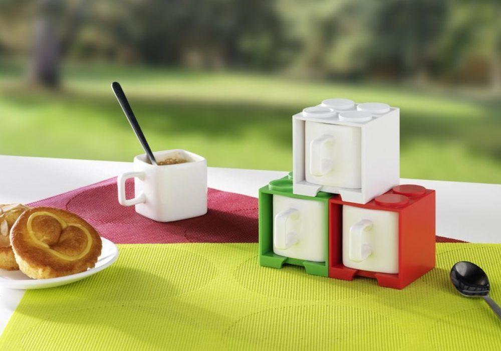 Cube Mug  Outdoor