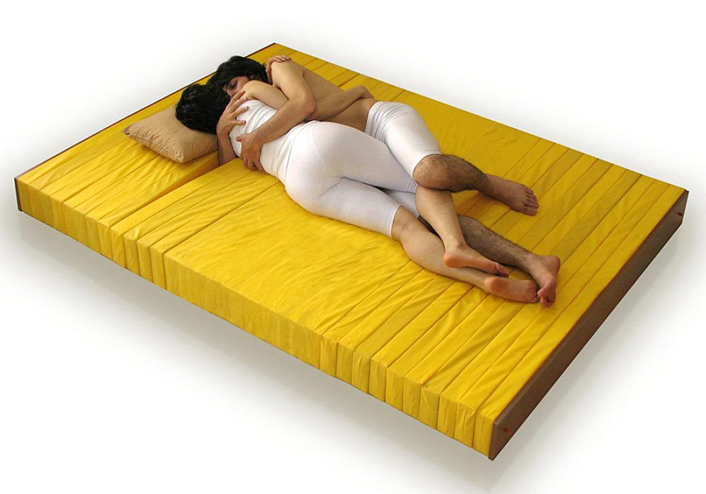 Cuddle Mattress Spooning