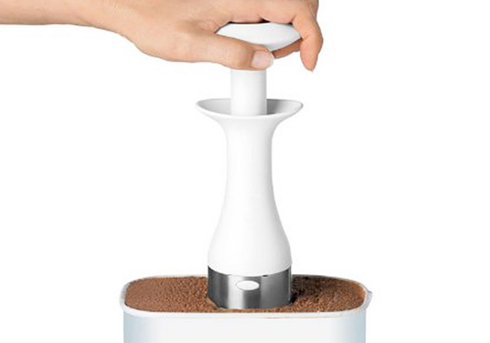 Cuisipro Ice Cream Scoop and Stack Cuts Through Hardest Ice Cream