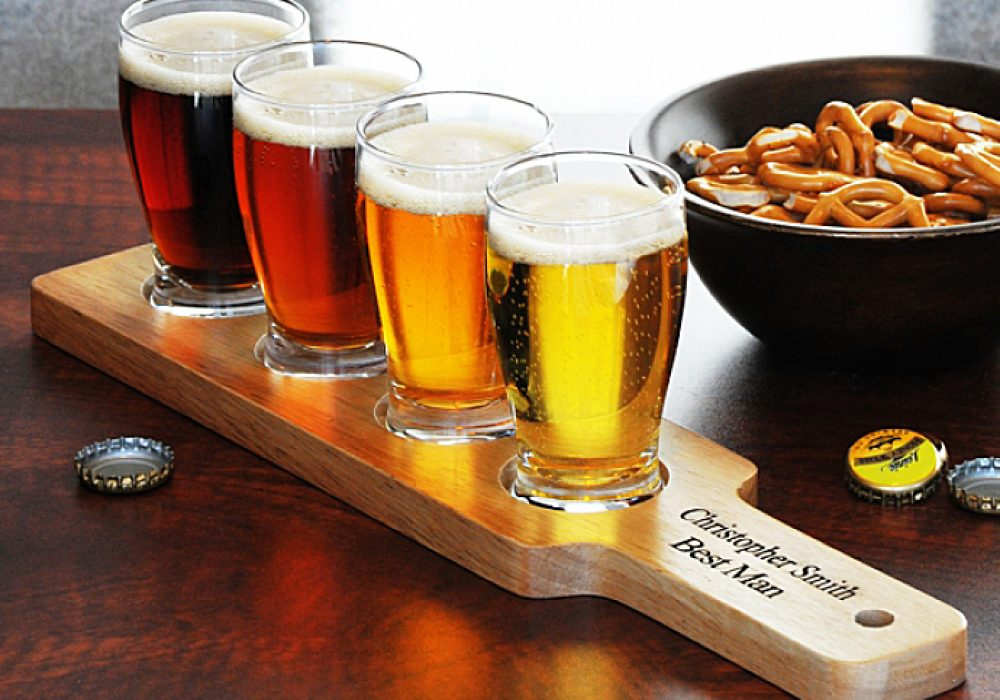 Custom Beer Flight Sampler Buy Drinking Accessory