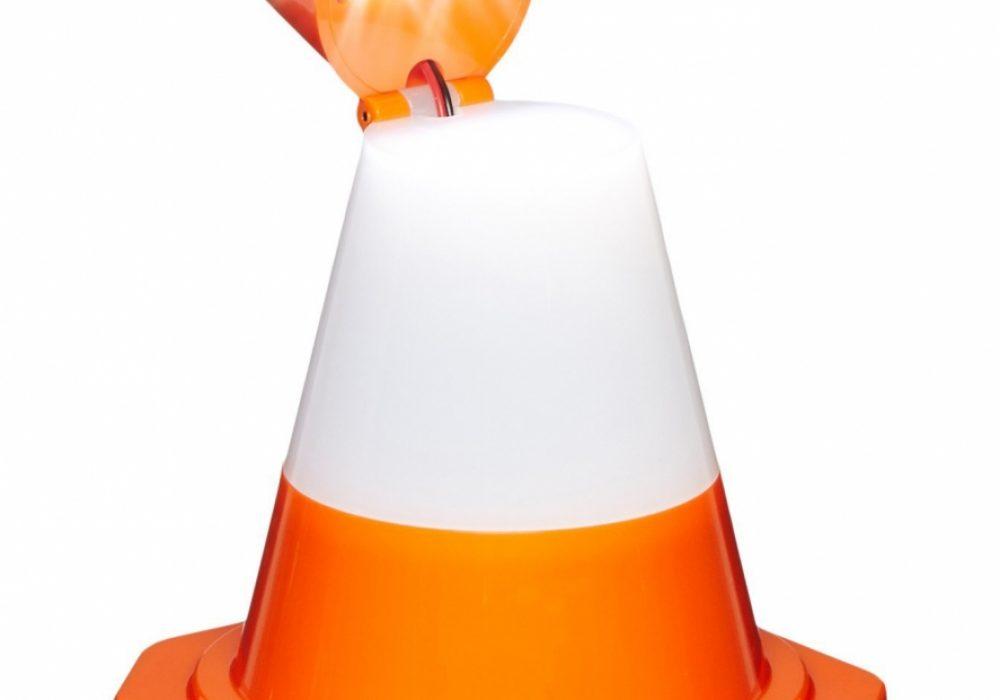 DCI Multi Purpose Traffic Cone Light Spot Light