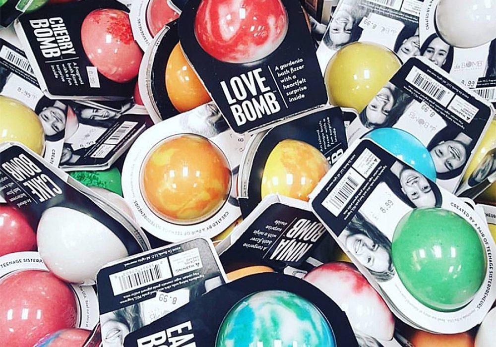 Da Bomb Fizzers Fragrant Bath Bombs Bomb