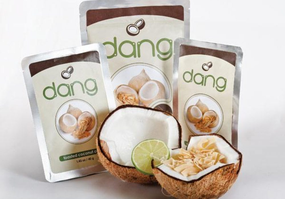 Dang Toasted Coconut Chips Healthy Food Snack