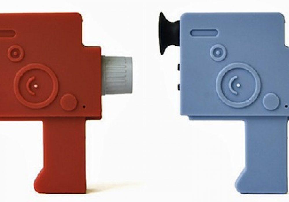 Day Tripper 8mm Camera Retro Cool Gift Idea