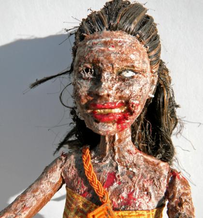 Decomposing Dead Barbie