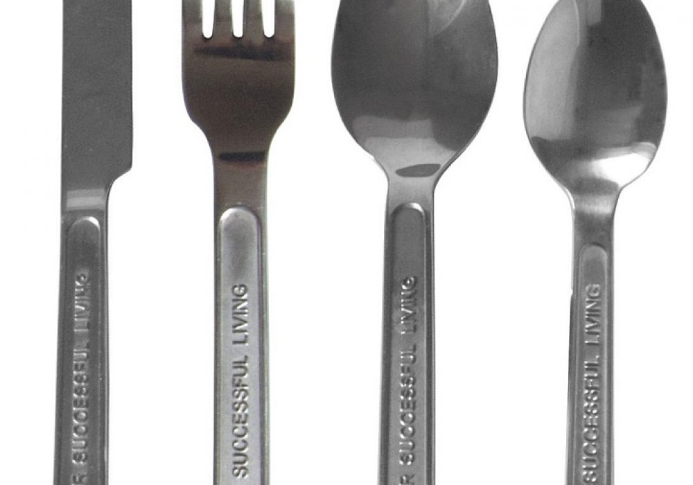 Diesel By Seletti Machine Collection Cutlery Set Multi Purpose Household Tools