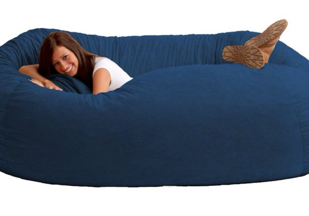 Comfort Research 7-Foot XXL Fuf Buy Cool College Dorm Furniture
