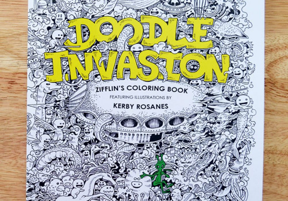 Doodle-Invasion-Zifflins-Coloring-Book-Cool-Gift-Idea-for-Kids-and-Grown-Ups