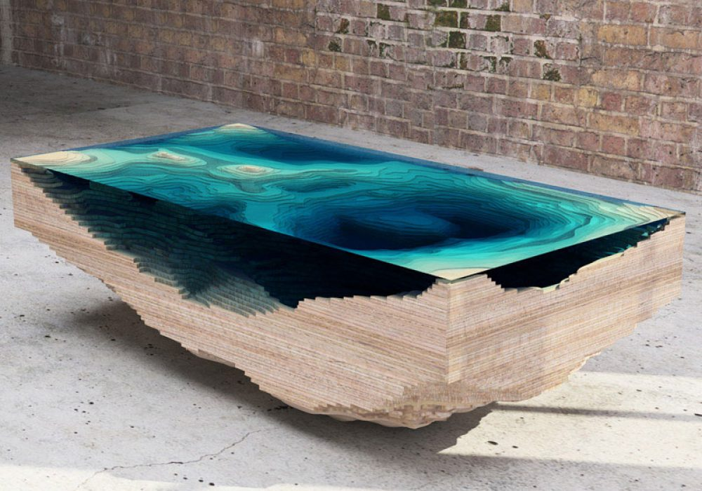 Duffy London The Abyss Table Designer Furniture to Buy
