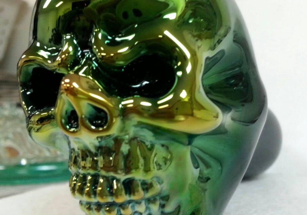 Elevator Glassworks Sick Skull Pipe Gangster