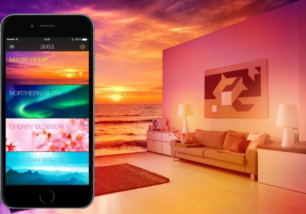 Elgato Alvea Dynamic Mood Light Home Ambiance Control