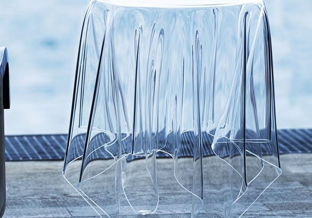 Essey Illusion Side Table Furniture