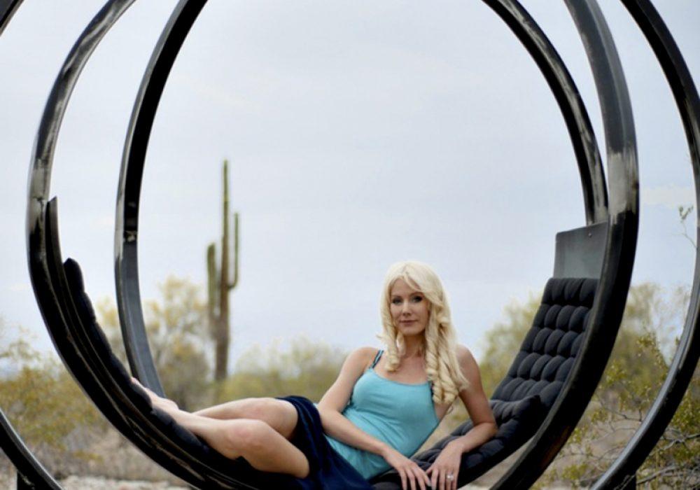 Etazin Interactive Outdoor Lounge Chair Chairs