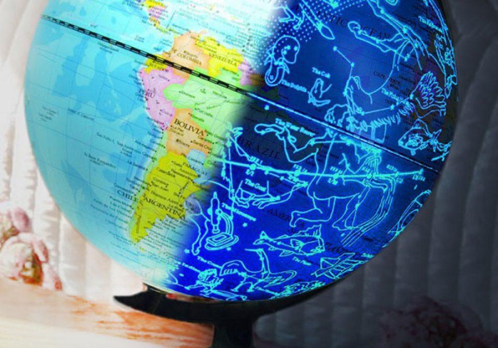 Fascinations Celestial Globe Buy Cool Geek Gift