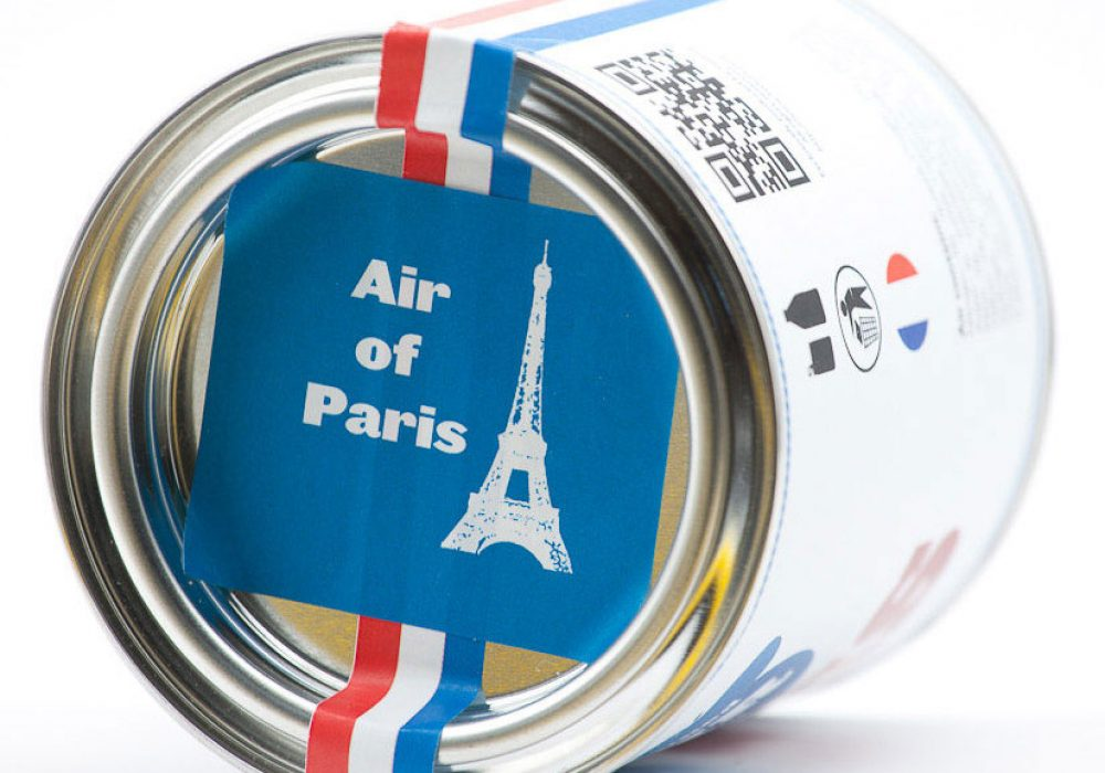 Fattrol Canned Air from Paris