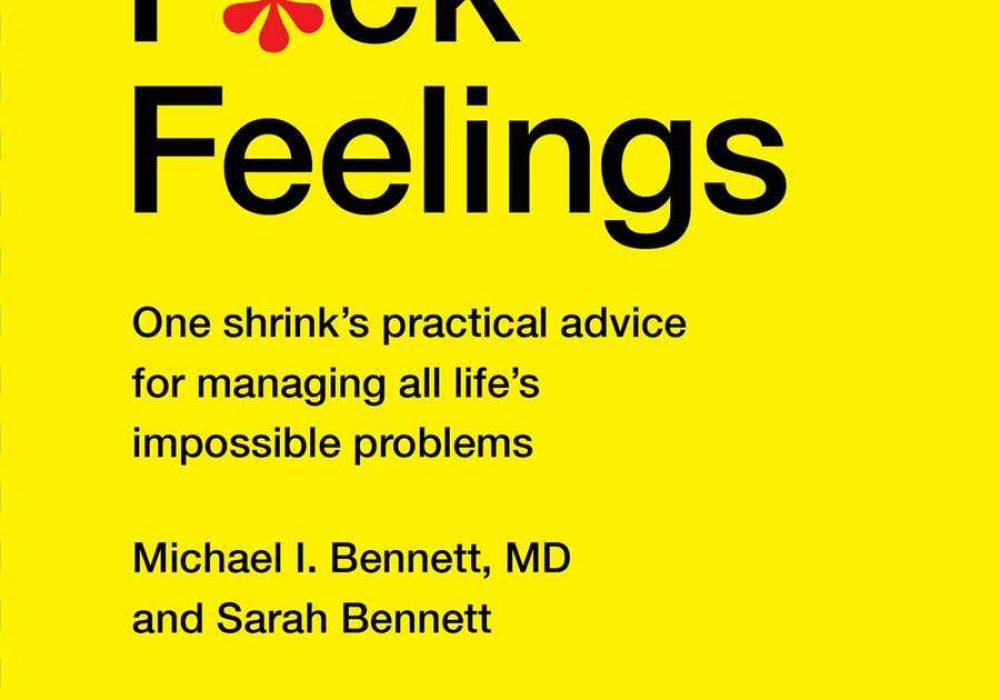 Fck Feelings Humour Book