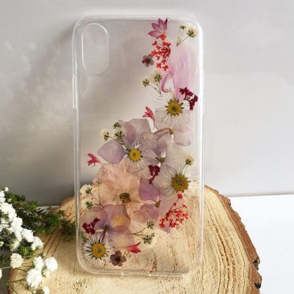 Fernandfelt Pressed Flowers Phone Case