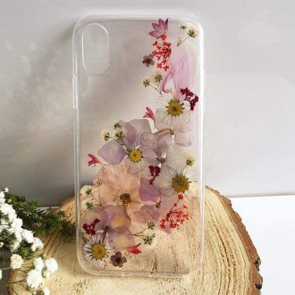 Fernandfelt Pressed Flowers Phone Case