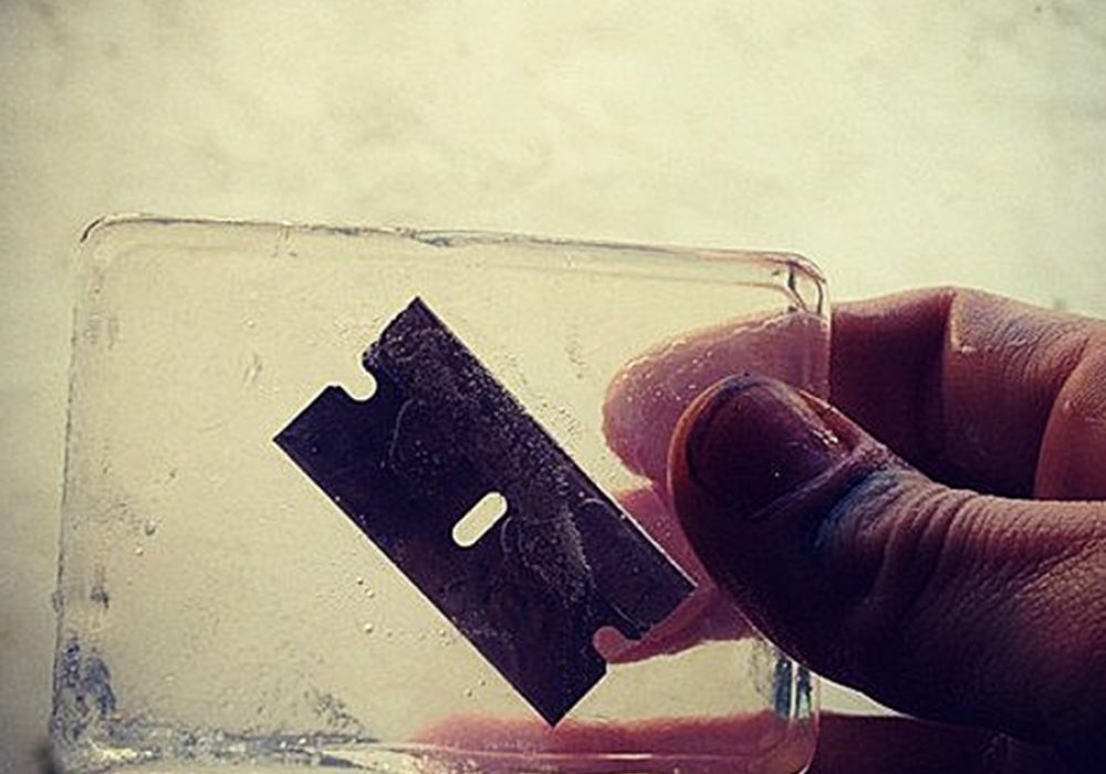 Feto Soap Razor Blade Soap Hygiene