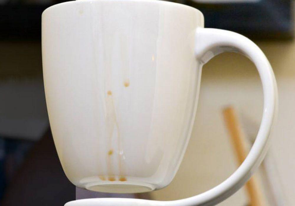 Floating Mug Cool Mom Gift Idea