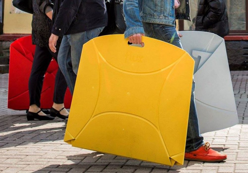 Flux Chair Foldable Furniture