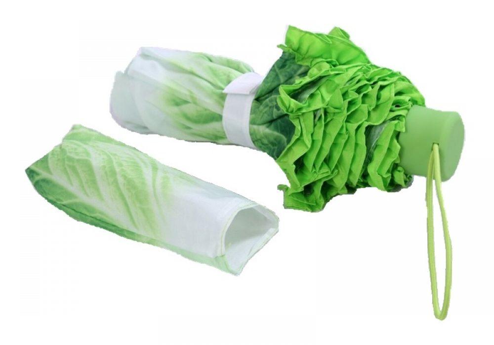 Folding Cabbage Umbrella Compact