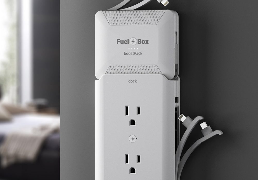 FuelBox Ultimate Charging Solution Electronic Device