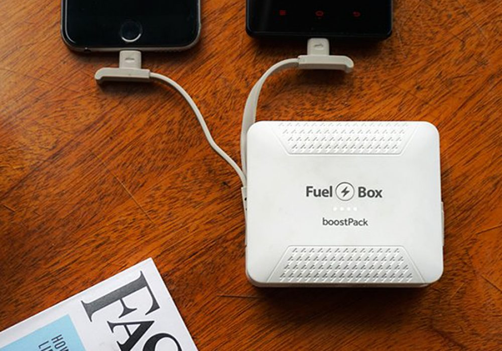 FuelBox Ultimate Charging Solution On the Go