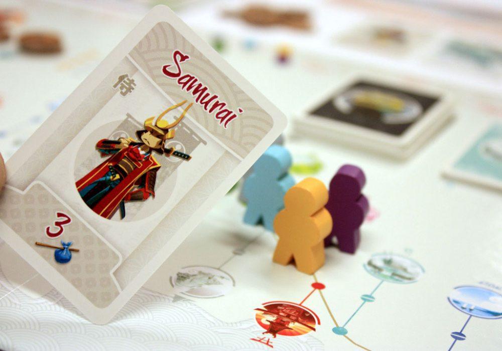 Fun Forge Tokaido Board Game Fun for the Family