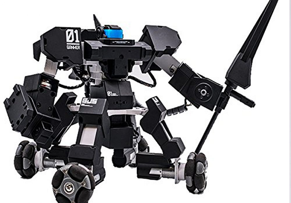 Ganker Fighting Robot App Controlled
