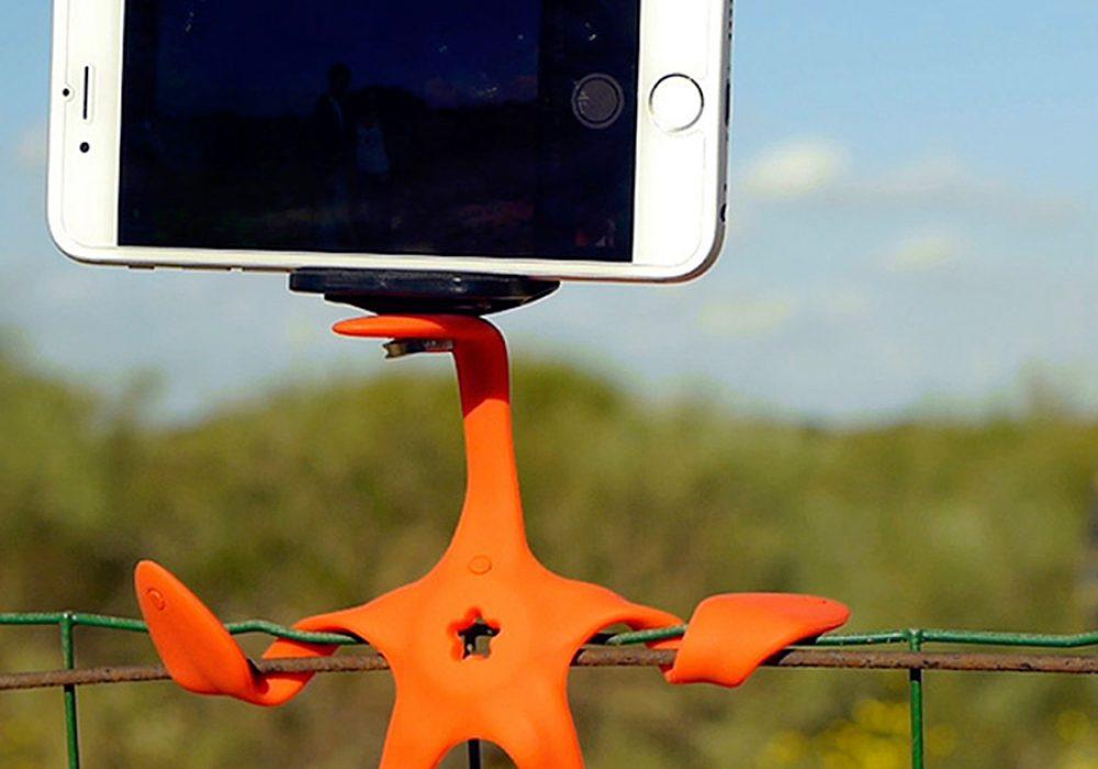 Gekkopod Smartphone Mount Flexible