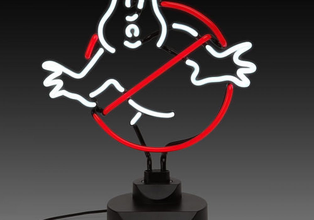 Ghostbusters 12inch Neon Sign Geeky Office Design