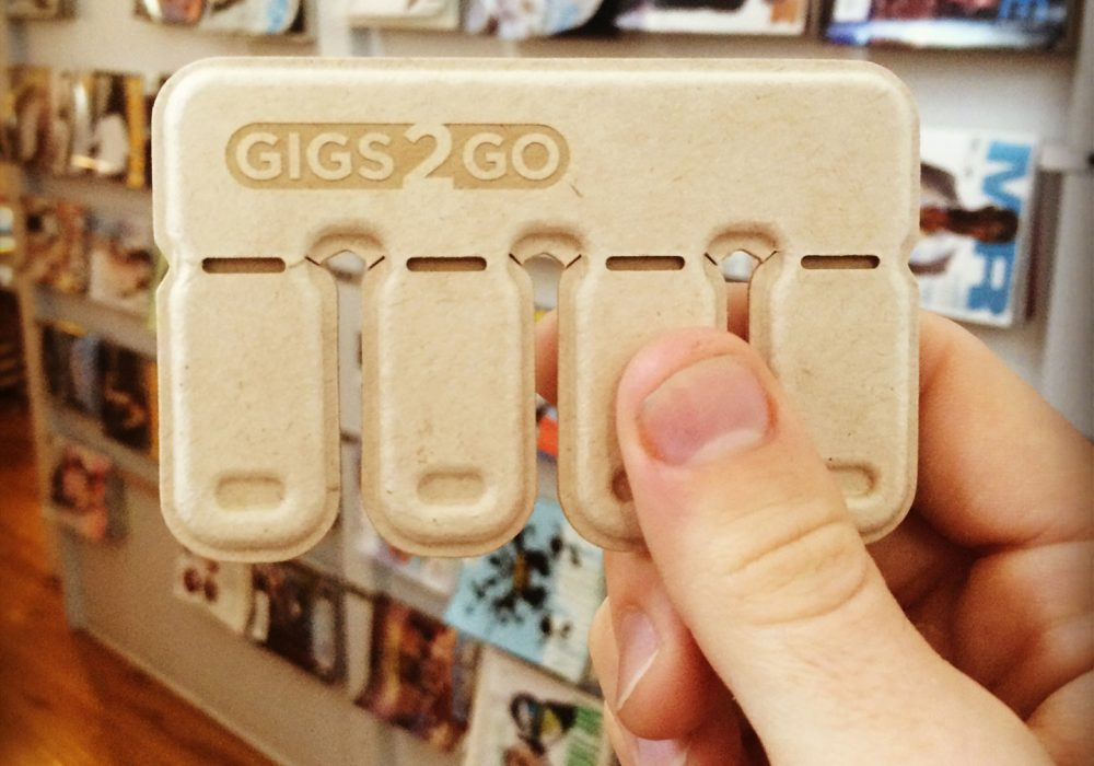 Gigs 2 Go Flash Drive Pack Cool Gift Idea