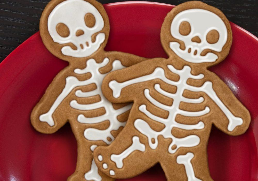 Gingerdead Man Cookie Cutter Stamper Cute Halloween Food Idea