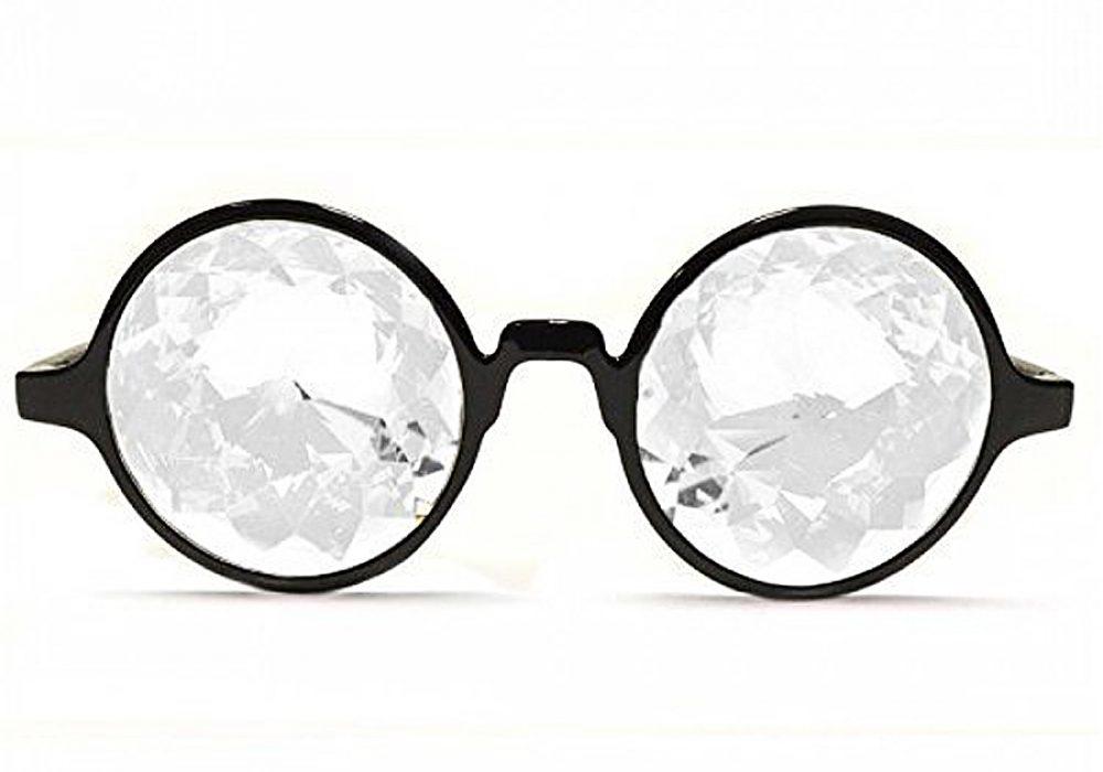 Glo FX Kaleidoscope Glasses Awesome Goggles