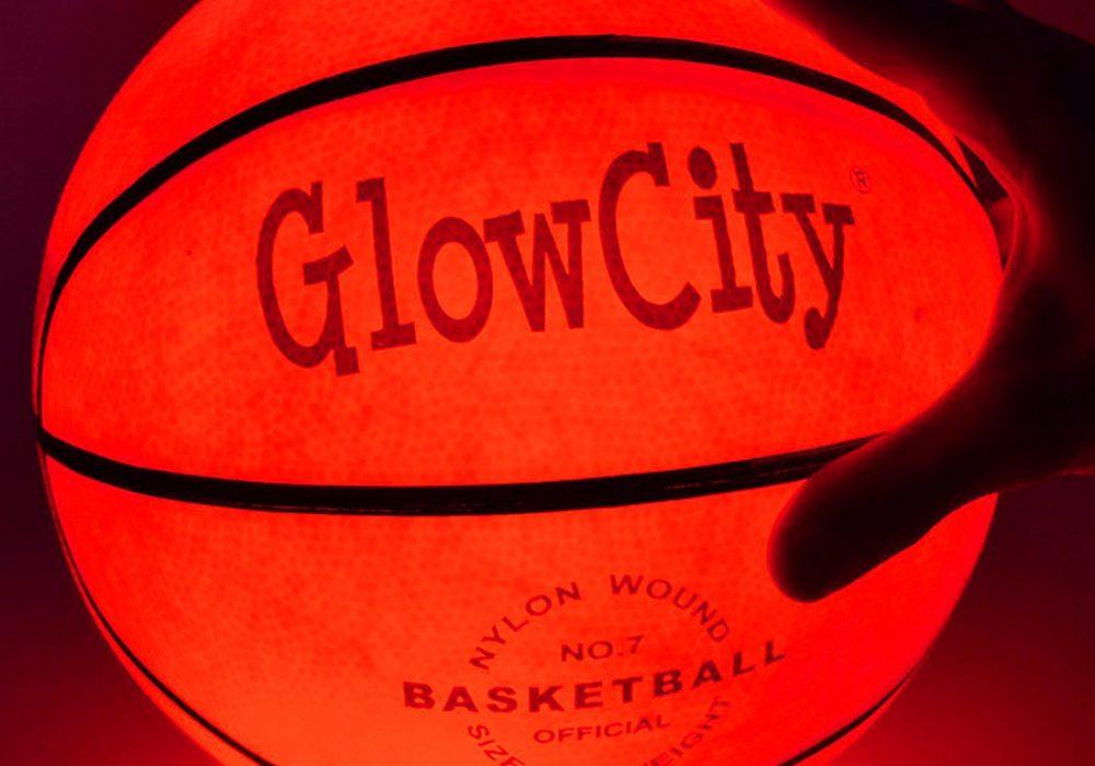 Glow City Light Up Basketball Gift Idea