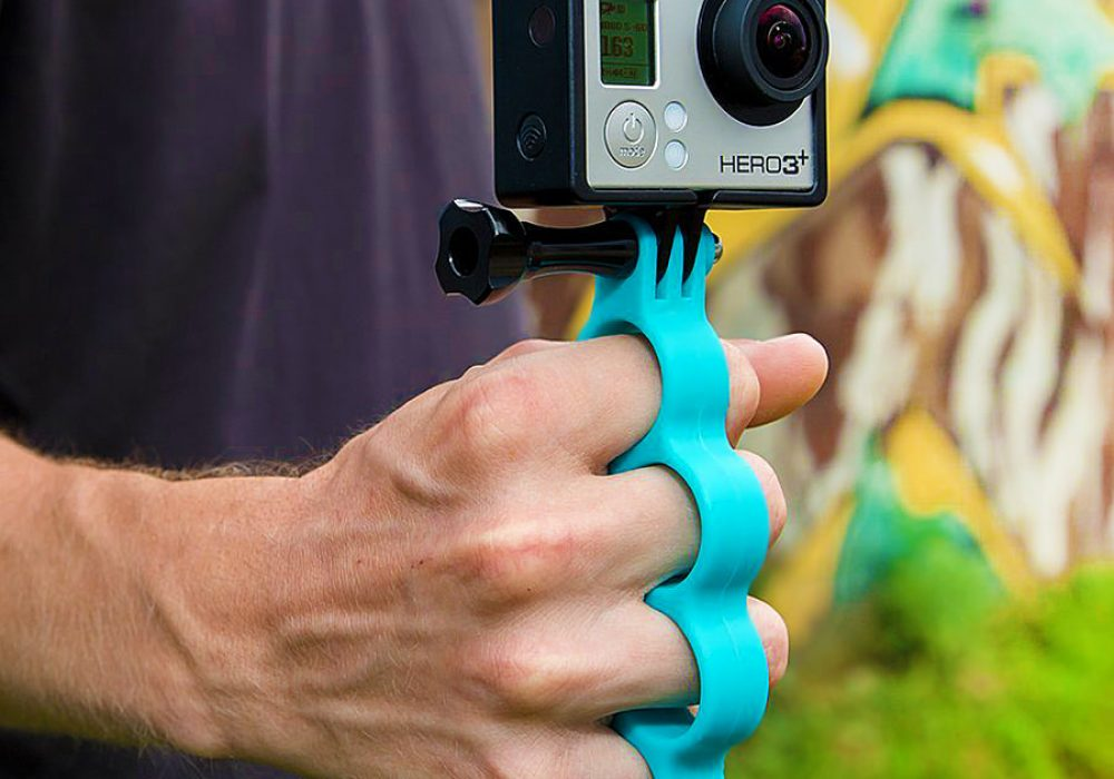 GoWorx GoKnuckles for GoPro Film Like a Pro