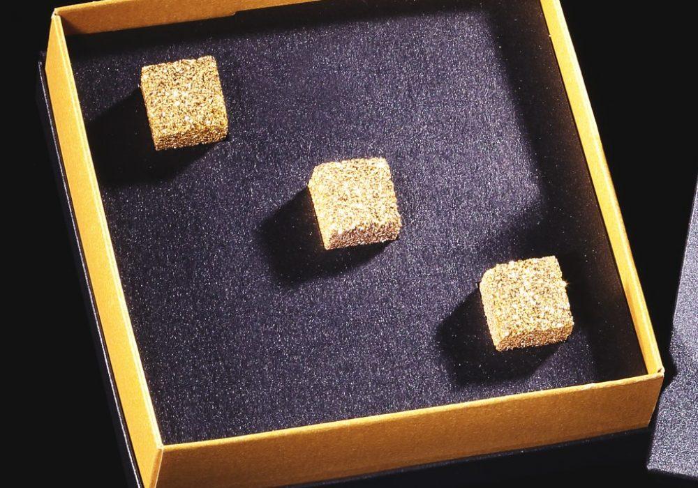 Gold Sugar Expensive Ingredients to Buy