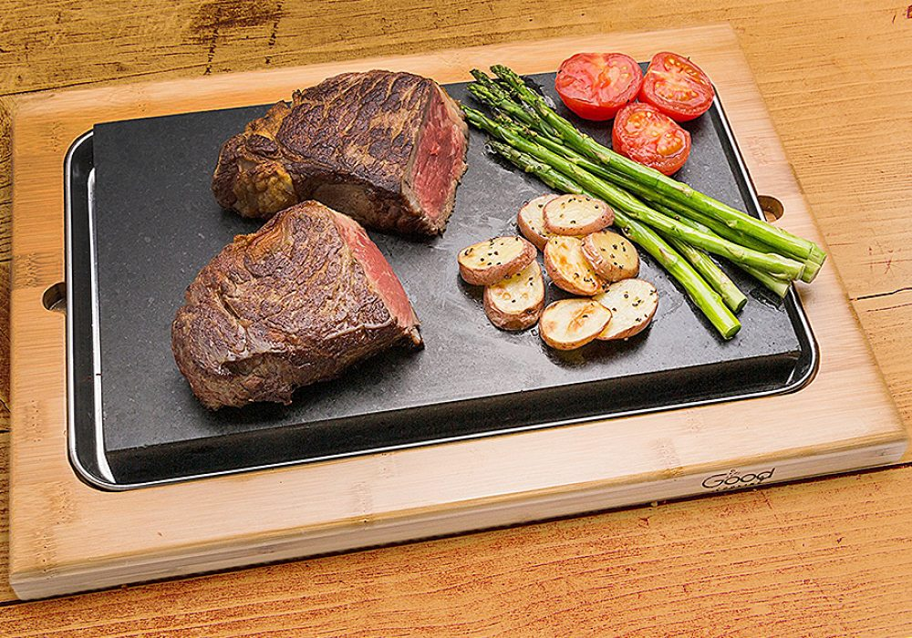 Good Cooking Tabletop Cooking Stone Firestone