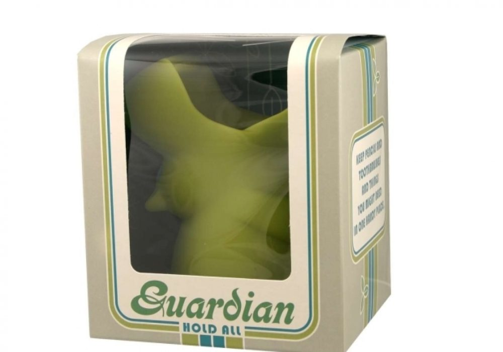 Green Guardian Hold All Hippo Box