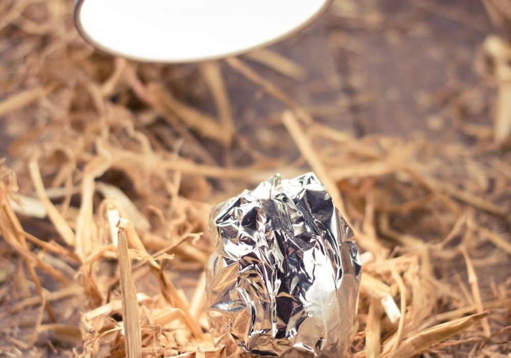 Grow Your Own Chicken Egg Tin Foil Lamp Incubation
