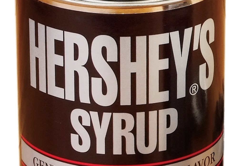 Hersheys Syrup Soy Candles Pint