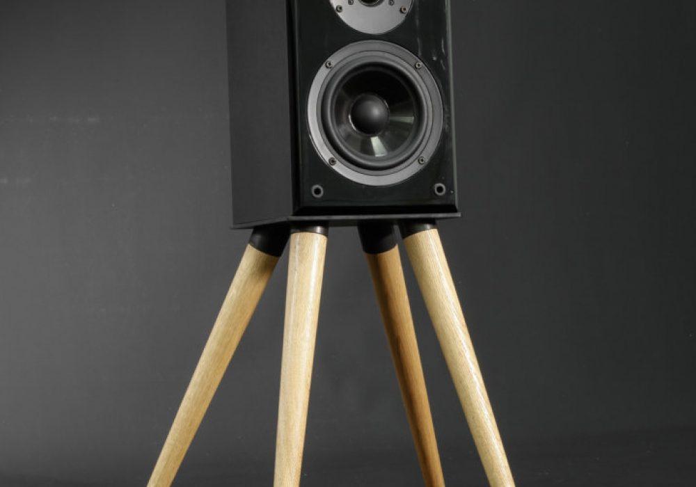 Habitables Audio Speaker Stand Weird Furniture to Buy