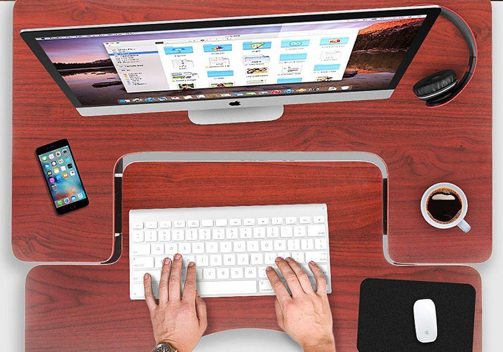 Halter ED-258 Elevating Desktop Adjustable