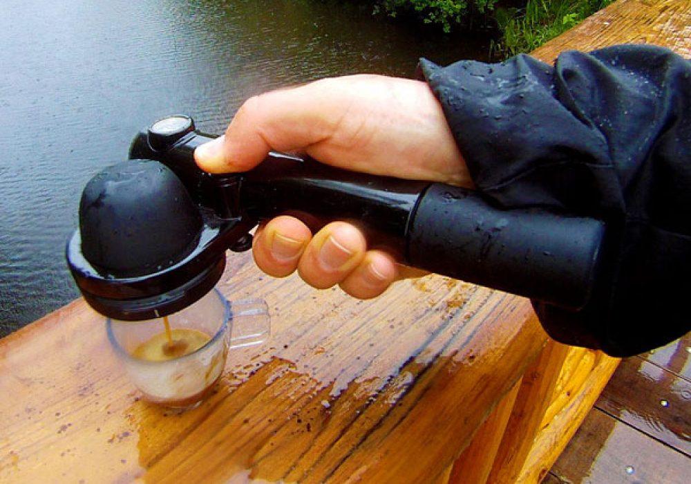 Handpresso Wild Hybrid Coffee Machine Cool Gift for Dad