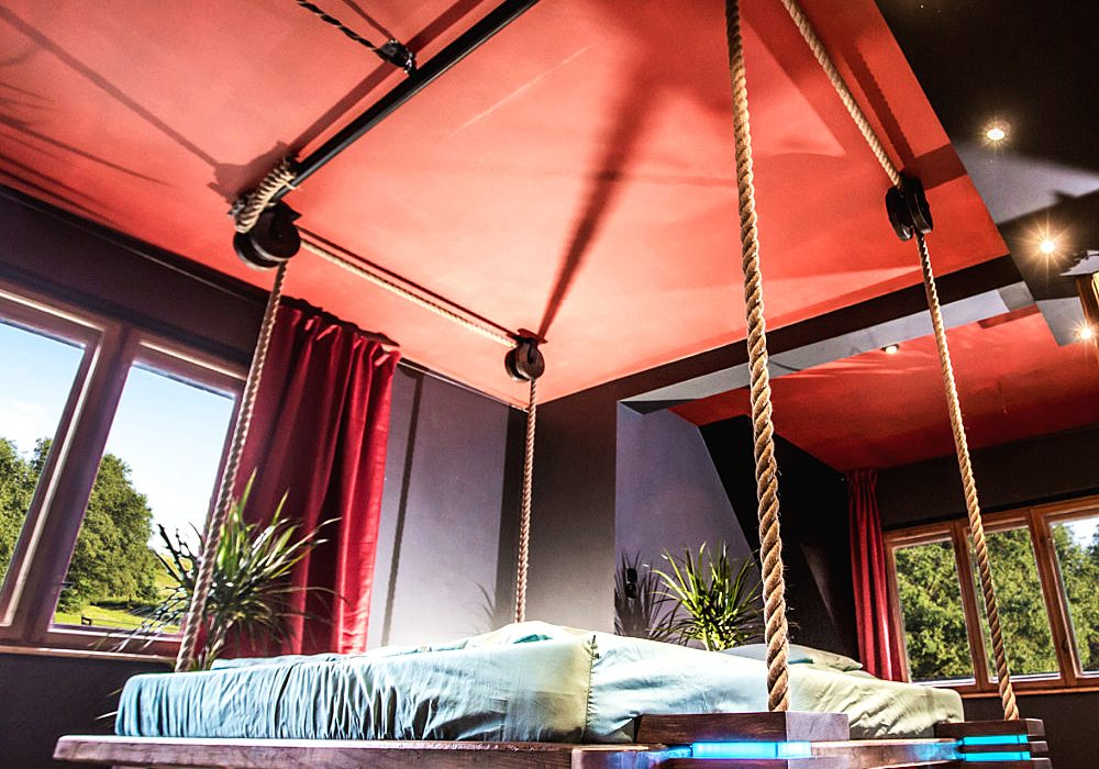 Hanging Beds Modern Hanging Bed Great Gift Idea for Household