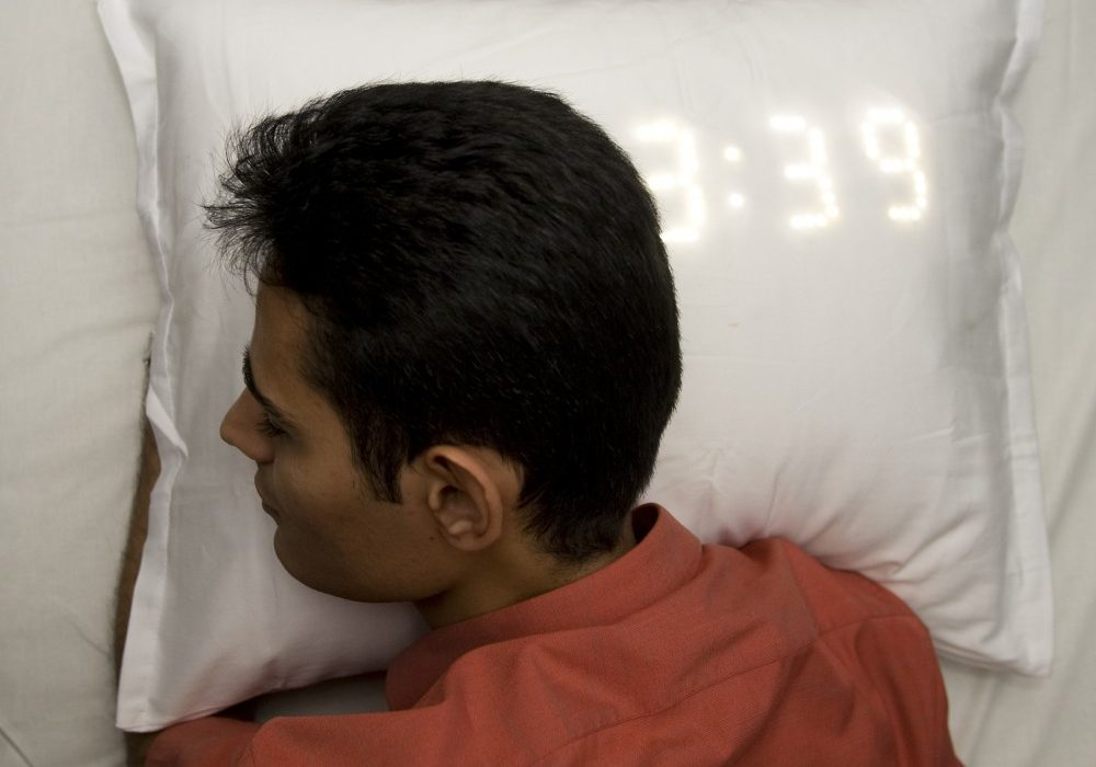 Happillow-Alarm-Clock-and-Snore-Detecting-Pillow Interesting Product Concept