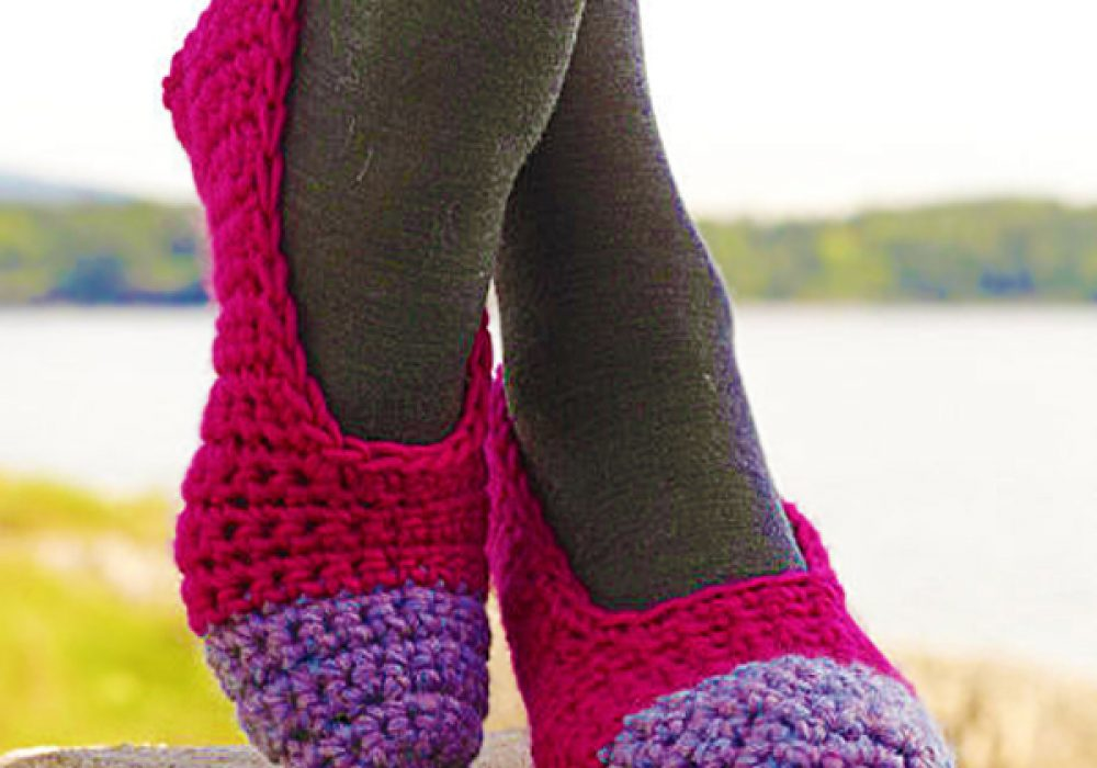 Happy Woollies Hot Pink Wool Slippers Cool Gift to Buy for Her