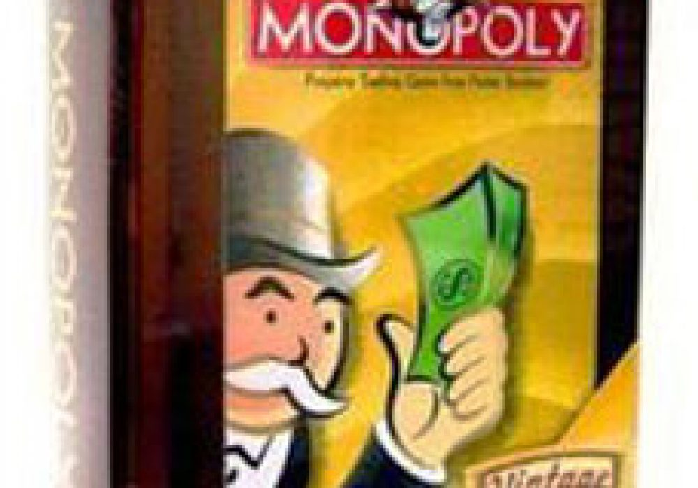 Hasbro Library Edition Board Games Monopoly