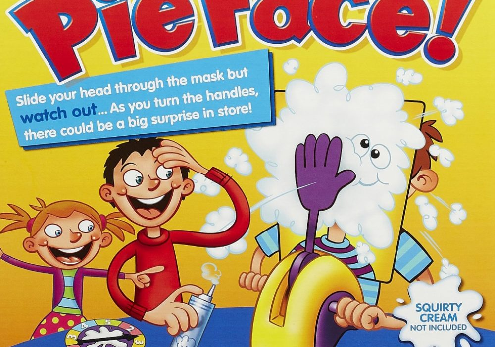 Hasbro Pie Face Buy Messy Toys